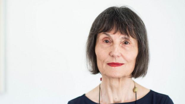 Porträt von Ilma Rakusa