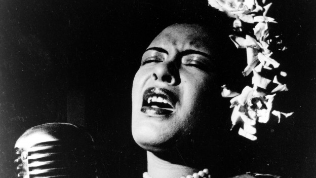Portrait von Billie Holiday