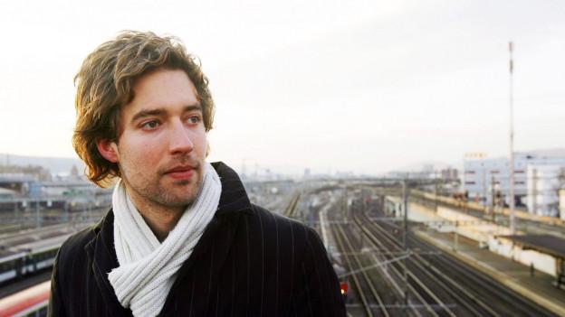 Portrait von Lorenz Langenegger