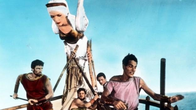 e aus dem Spielfilm «Jason und die Argonauten» von 1963