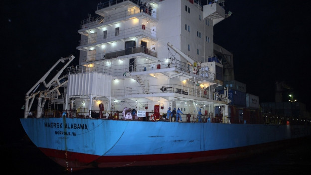 Containerschiff Maersk Alabama