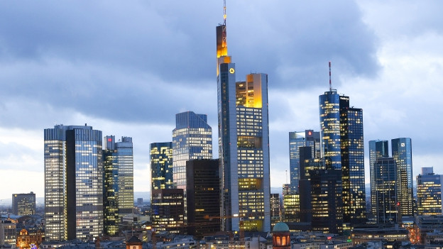 «Kilroy was here»: Frankfurt.