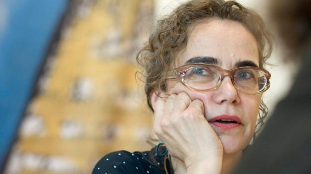 Portrait von Brigit Kempker