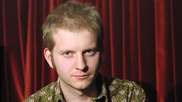 Portrait von Michael Stauffer