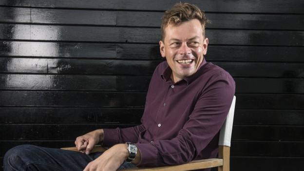 Portrait von Simon Stephens