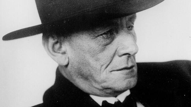 Carl Albert Loosli, aufgenommen ca. 1935