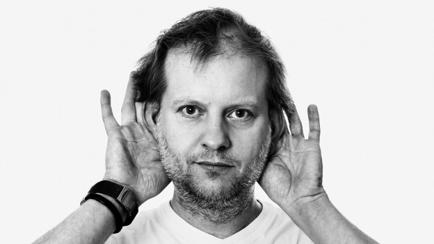 Der Autor Michael Stauffer.