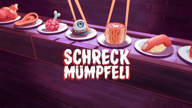 «Schreckmümpfeli»-Signet