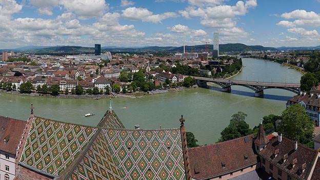 Schauplatz des Krimis: Basel.