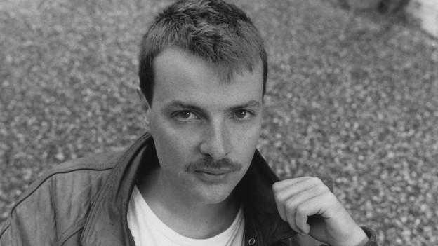 Theater- und Hörspielautor Markus Kägi