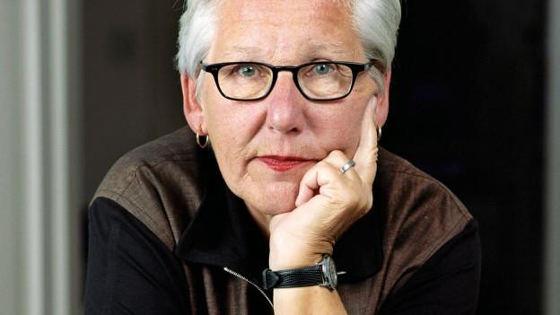 Porträt der Jazz-Pianistin Irene Schweizer