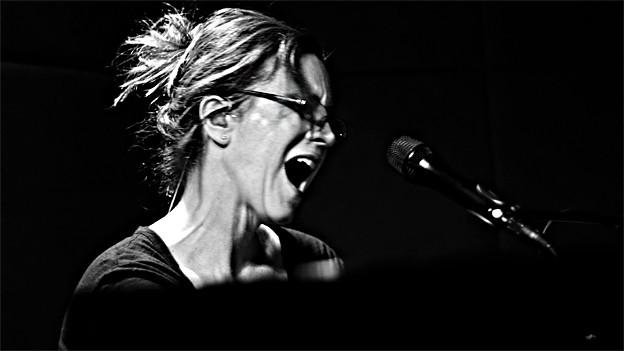Patricia Barber, Musikerin mit politischer Message.