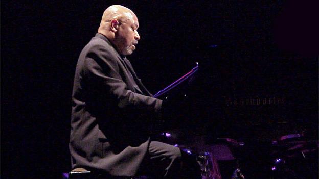 Kenny Barron hat auf dem Klavier grosse Jazz-Stars begleitet.