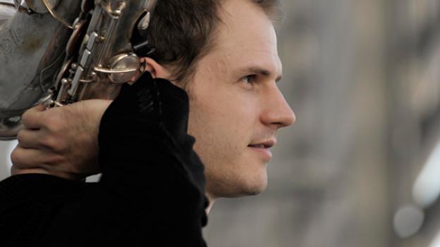 Auch Max von Mosch hat mit Orchester eine neue CD herausgegeben.