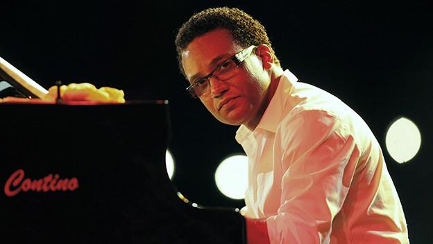 Gonzalo Rubalcaba am Klavier