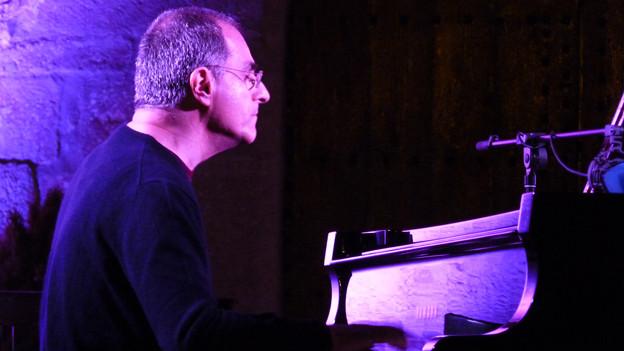 Enrico Pieranunzi am «Festival de Música» im spanischen Vinyes.