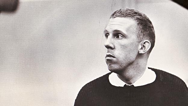 Ran Blake in den 1960er-Jahren.