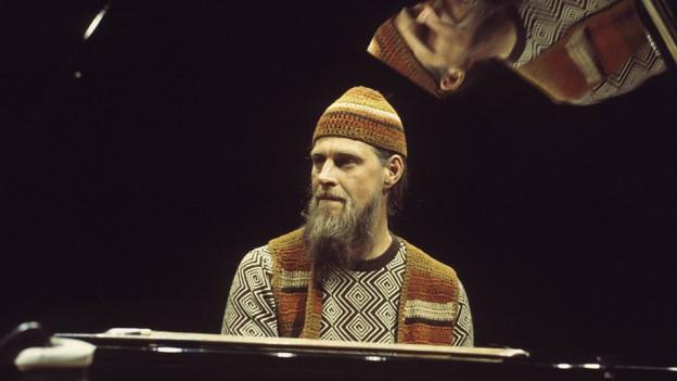 Chris McGregor spielte als einziger Weisser mit vielen schwarzen südafrikanischen Jazzmusikern.