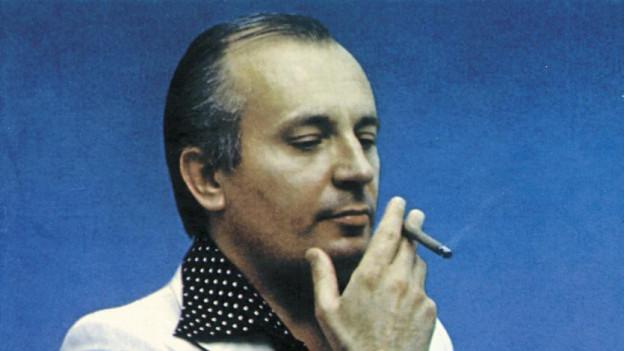 Der Komponist Claus Ogerman schrieb für die ganz Grossen.