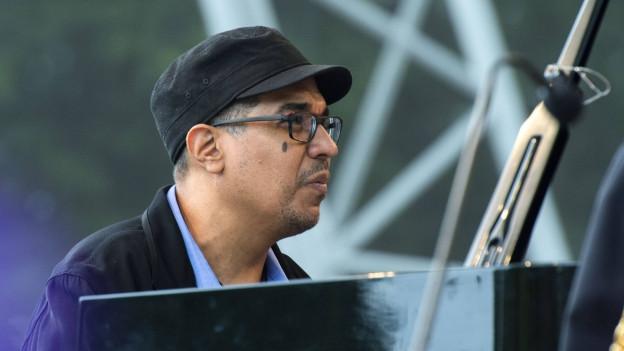Der Pianist Danilo Perez spielt mit Jazz-Altmeistern wie Wayne Shorter.