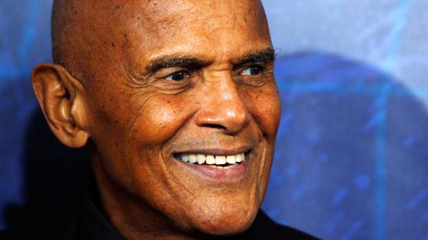 Porträt von Harry Belafonte