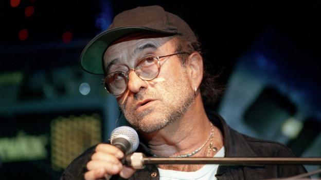 Portrait von Lucio Dalla