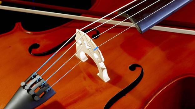 Abbild von einer Violine.