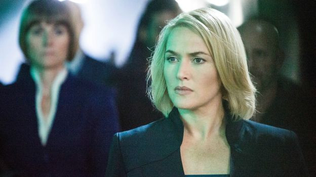 Kate Winslet in «Divergent»