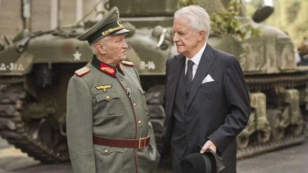 Niels Arestrup, André Dussollier in «Diplomatie»
