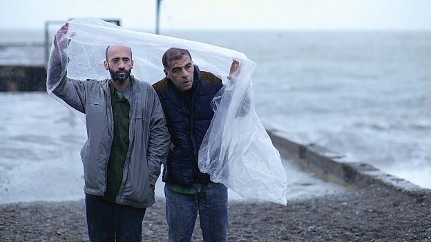 Andro Sakvarelidze (Sandro) und Archil Kikodze (Iva)