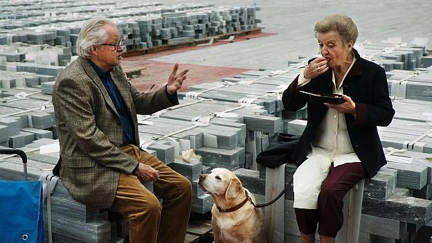 Sibylle Brunner und Werner Rehm
