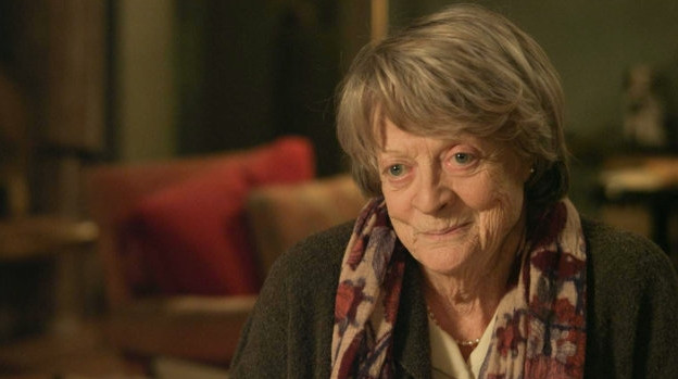 Maggie Smith in «My Old Lady»