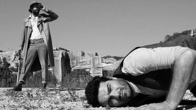 Filmstill Dog Men von Dario und Mirko Bischofberger