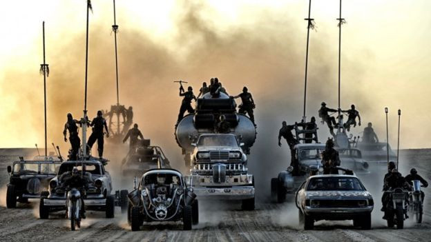 «Mad Max: Fury Road» von George Miller