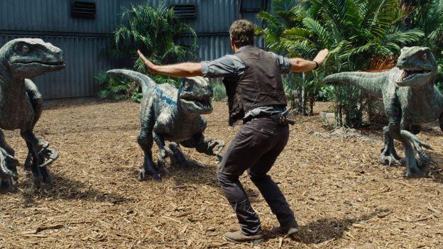 Chris Pratt als Owen Grady
