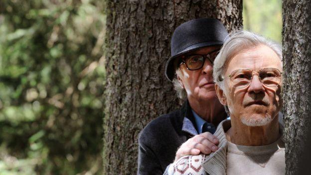 Michael Caine und Harvey Keitel in «Youth» von Paolo Sorrentino