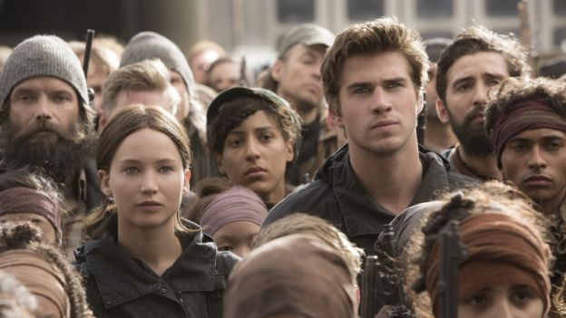 Hunger Games: Jennifer Lawrence und Liam Hemsworth