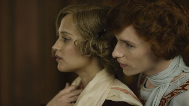 «The Danish Girl» Alicia Vikander, Eddie Redmayne