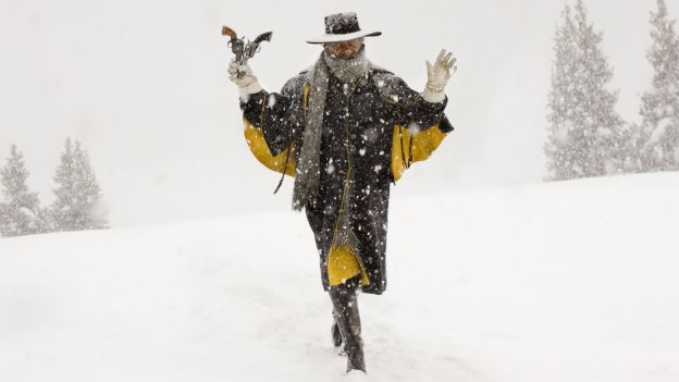 Samuel L. Jackson in «The Hateful Eight»