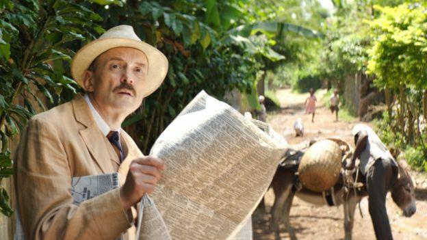 Josef Hader als Stefan Zweig in «Vor der Morgenröte»