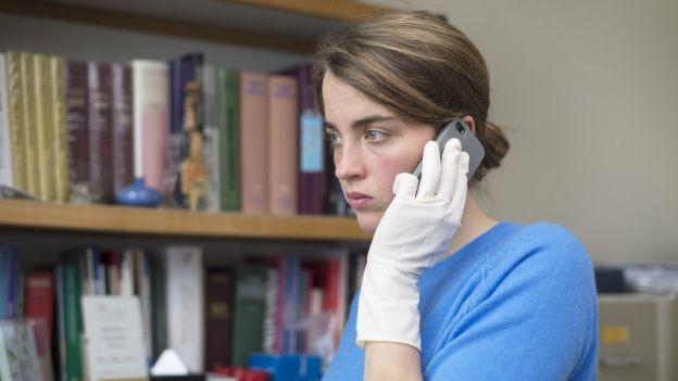 Adèle Haenel in «La fille inconnue»