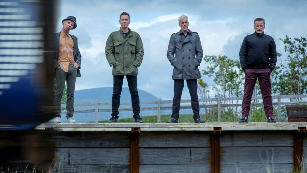 «T2 Trainspotting» von Danny Boyle