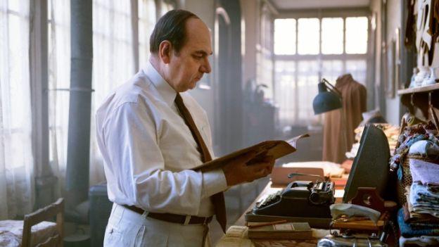 Luis Gnecco als Pablo in «Neruda»
