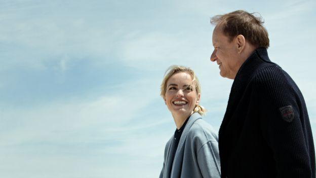 «Return to Montauk» mit Stellan Skarsgård und Nina Hoss