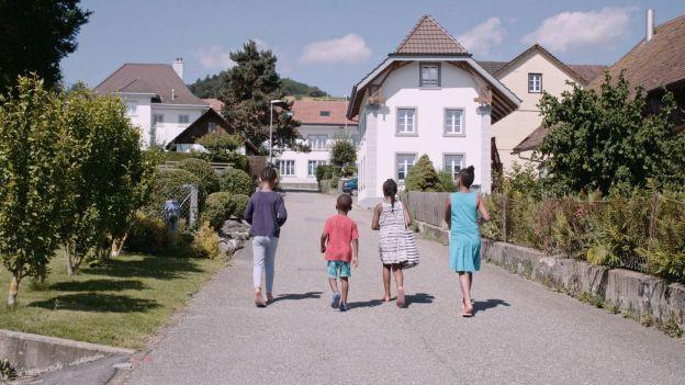 «Willkommen in der Schweiz» von Sabine Gisiger