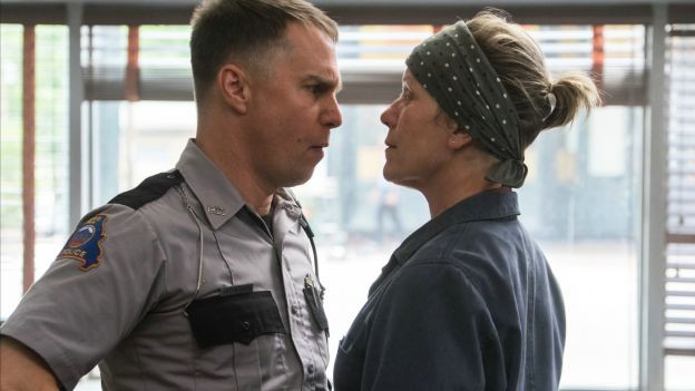 Sam Rockwell und Frances McDormand