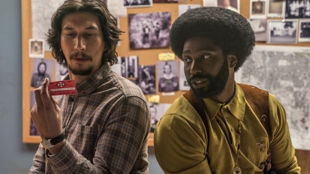 Blackkklansman von Spike Lee