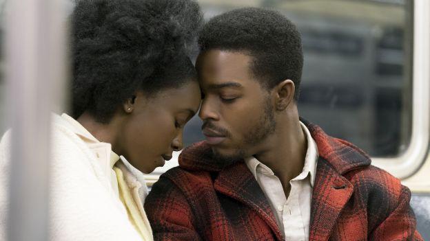 «If Beale Street Could Talk» Tish (KiKi Layne) und Fonny (Stephan James)