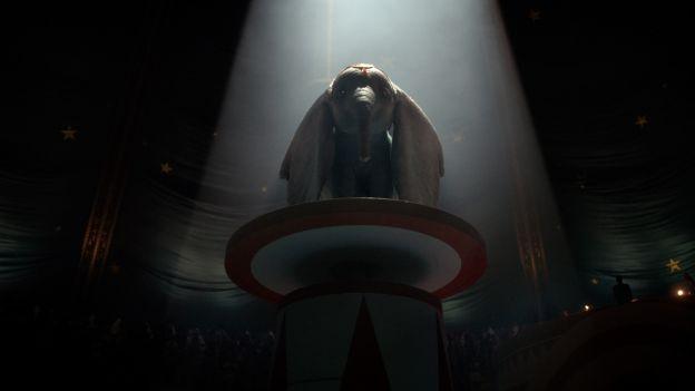 Der neue «Dumbo» von Tim Burton