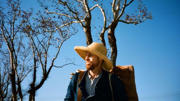 Willem Dafoe als Vincent van Gogh in Julian Schnabels «At Eternity's Gate»